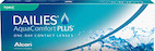 Ciba Dailies Aqua Comfort Plus Toric Contact Lenses