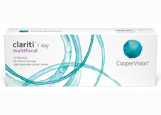 Clariti 1 Day Multifocal Contact Lenses