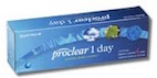 Daily Disposable Lenses Proclear by Cooper Vision