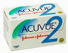 Acuvue 2 Disposable Contact Lenses
